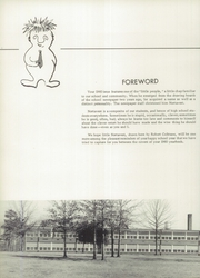 Page 8, 1960 Edition, Northwest High School - Tohari Yearbook (Winston Salem, NC) online yearbook collection