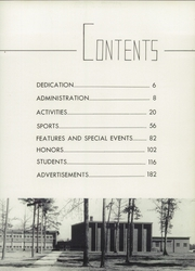 Page 9, 1960 Edition, Northwest High School - Tohari Yearbook (Winston Salem, NC) online yearbook collection
