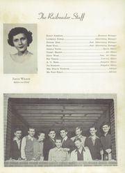 Page 11, 1950 Edition, Spencer High School - Railroader Yearbook (Spencer, NC) online yearbook collection