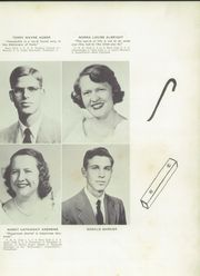 Page 15, 1950 Edition, Spencer High School - Railroader Yearbook (Spencer, NC) online yearbook collection