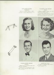 Page 16, 1950 Edition, Spencer High School - Railroader Yearbook (Spencer, NC) online yearbook collection