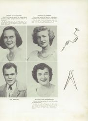 Page 17, 1950 Edition, Spencer High School - Railroader Yearbook (Spencer, NC) online yearbook collection