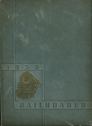 Page 1, 1953 Edition, Spencer High School - Railroader Yearbook (Spencer, NC) online yearbook collection