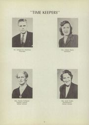 Page 16, 1953 Edition, Spencer High School - Railroader Yearbook (Spencer, NC) online yearbook collection