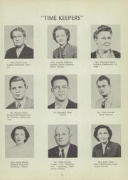 Page 17, 1953 Edition, Spencer High School - Railroader Yearbook (Spencer, NC) online yearbook collection