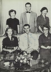 Page 12, 1954 Edition, Spencer High School - Railroader Yearbook (Spencer, NC) online yearbook collection