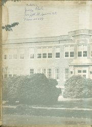 Page 2, 1954 Edition, Spencer High School - Railroader Yearbook (Spencer, NC) online yearbook collection