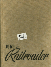 Page 1, 1955 Edition, Spencer High School - Railroader Yearbook (Spencer, NC) online yearbook collection