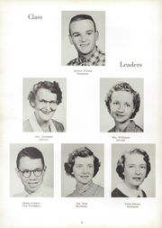 Page 10, 1955 Edition, Spencer High School - Railroader Yearbook (Spencer, NC) online yearbook collection