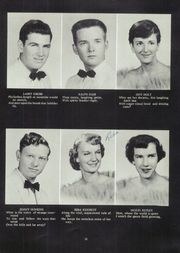 Page 15, 1955 Edition, Spencer High School - Railroader Yearbook (Spencer, NC) online yearbook collection