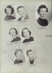 Page 8, 1955 Edition, Spencer High School - Railroader Yearbook (Spencer, NC) online yearbook collection