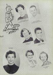 Page 9, 1955 Edition, Spencer High School - Railroader Yearbook (Spencer, NC) online yearbook collection