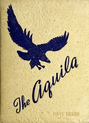 Page 1, 1953 Edition, Happy Valley High School - Aquila Yearbook (Patterson, NC) online yearbook collection