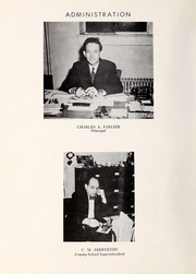 Page 10, 1953 Edition, Happy Valley High School - Aquila Yearbook (Patterson, NC) online yearbook collection