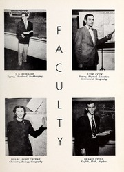 Page 11, 1953 Edition, Happy Valley High School - Aquila Yearbook (Patterson, NC) online yearbook collection