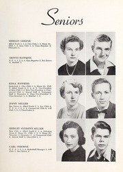 Page 17, 1953 Edition, Happy Valley High School - Aquila Yearbook (Patterson, NC) online yearbook collection