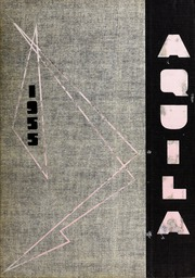 Page 1, 1955 Edition, Happy Valley High School - Aquila Yearbook (Patterson, NC) online yearbook collection