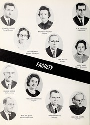 Page 10, 1961 Edition, Happy Valley High School - Aquila Yearbook (Patterson, NC) online yearbook collection