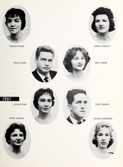 Page 17, 1961 Edition, Happy Valley High School - Aquila Yearbook (Patterson, NC) online yearbook collection