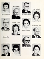 Page 11, 1964 Edition, Happy Valley High School - Aquila Yearbook (Patterson, NC) online yearbook collection