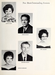 Page 15, 1964 Edition, Happy Valley High School - Aquila Yearbook (Patterson, NC) online yearbook collection