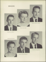 Page 10, 1957 Edition, Ramseur High School - Ramsonian Yearbook (Ramseur, NC) online yearbook collection