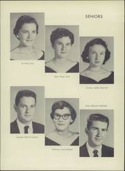 Page 11, 1957 Edition, Ramseur High School - Ramsonian Yearbook (Ramseur, NC) online yearbook collection