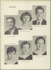 Page 12, 1957 Edition, Ramseur High School - Ramsonian Yearbook (Ramseur, NC) online yearbook collection
