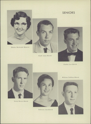 Page 13, 1957 Edition, Ramseur High School - Ramsonian Yearbook (Ramseur, NC) online yearbook collection