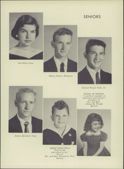 Page 15, 1957 Edition, Ramseur High School - Ramsonian Yearbook (Ramseur, NC) online yearbook collection