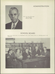 Page 6, 1957 Edition, Ramseur High School - Ramsonian Yearbook (Ramseur, NC) online yearbook collection