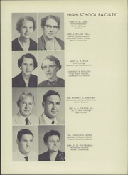 Page 7, 1957 Edition, Ramseur High School - Ramsonian Yearbook (Ramseur, NC) online yearbook collection