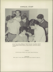 Page 8, 1957 Edition, Ramseur High School - Ramsonian Yearbook (Ramseur, NC) online yearbook collection