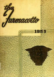 1955 Edition, Mebane High School - Furmacotto Yearbook (Mebane, NC)