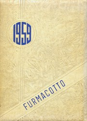 Page 1, 1959 Edition, Mebane High School - Furmacotto Yearbook (Mebane, NC) online yearbook collection