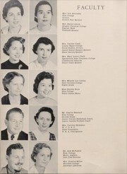 Page 12, 1959 Edition, Mebane High School - Furmacotto Yearbook (Mebane, NC) online yearbook collection