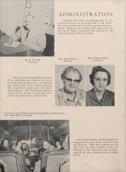 Page 14, 1959 Edition, Mebane High School - Furmacotto Yearbook (Mebane, NC) online yearbook collection