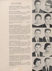 Page 17, 1959 Edition, Mebane High School - Furmacotto Yearbook (Mebane, NC) online yearbook collection