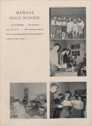 Page 7, 1959 Edition, Mebane High School - Furmacotto Yearbook (Mebane, NC) online yearbook collection