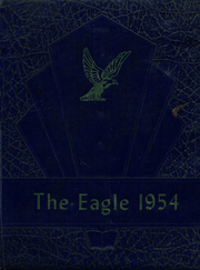 1954 Edition, Upchurch High School - Eagle Yearbook (Raeford, NC)