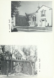Page 13, 1952 Edition, North Park University - Cupola Yearbook (Chicago, IL) online yearbook collection