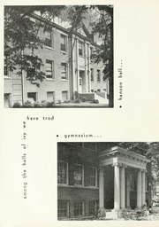 Page 14, 1952 Edition, North Park University - Cupola Yearbook (Chicago, IL) online yearbook collection