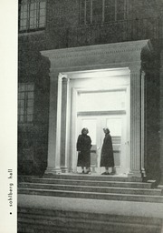 Page 15, 1952 Edition, North Park University - Cupola Yearbook (Chicago, IL) online yearbook collection