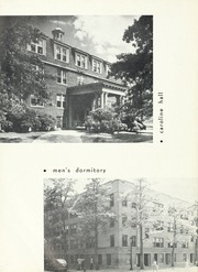 Page 16, 1952 Edition, North Park University - Cupola Yearbook (Chicago, IL) online yearbook collection