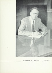Page 19, 1952 Edition, North Park University - Cupola Yearbook (Chicago, IL) online yearbook collection