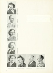 Page 22, 1952 Edition, North Park University - Cupola Yearbook (Chicago, IL) online yearbook collection