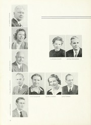 Page 24, 1952 Edition, North Park University - Cupola Yearbook (Chicago, IL) online yearbook collection