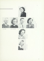 Page 25, 1952 Edition, North Park University - Cupola Yearbook (Chicago, IL) online yearbook collection