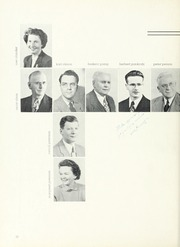 Page 26, 1952 Edition, North Park University - Cupola Yearbook (Chicago, IL) online yearbook collection