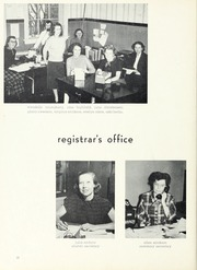 Page 30, 1952 Edition, North Park University - Cupola Yearbook (Chicago, IL) online yearbook collection